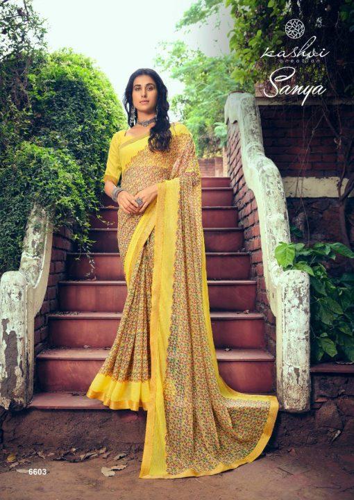 Kashvi Sanya by Lt Fabrics Saree Sari Wholesale Catalog 10 Pcs 6 510x720 - Kashvi Sanya by Lt Fabrics Saree Sari Wholesale Catalog 10 Pcs