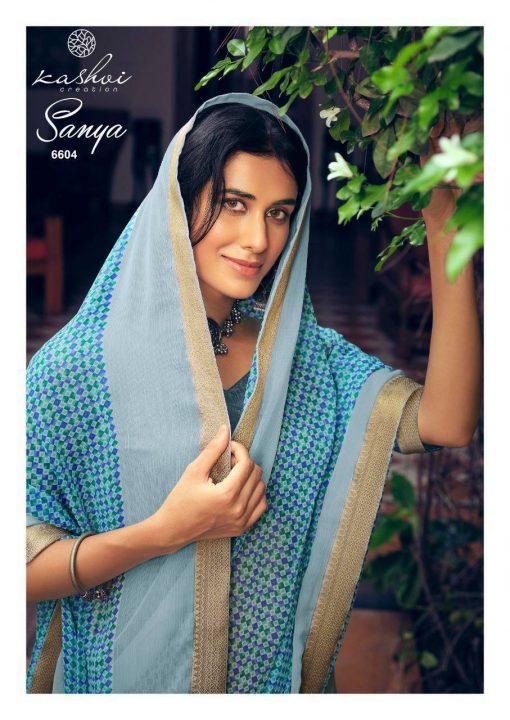 Kashvi Sanya by Lt Fabrics Saree Sari Wholesale Catalog 10 Pcs 8 510x720 - Kashvi Sanya by Lt Fabrics Saree Sari Wholesale Catalog 10 Pcs