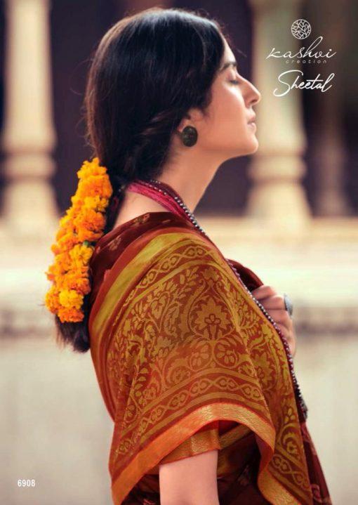 Kashvi Sheetal by Lt Fabrics Saree Sari Wholesale Catalog 10 Pcs 13 510x719 - Kashvi Sheetal by Lt Fabrics Saree Sari Wholesale Catalog 10 Pcs