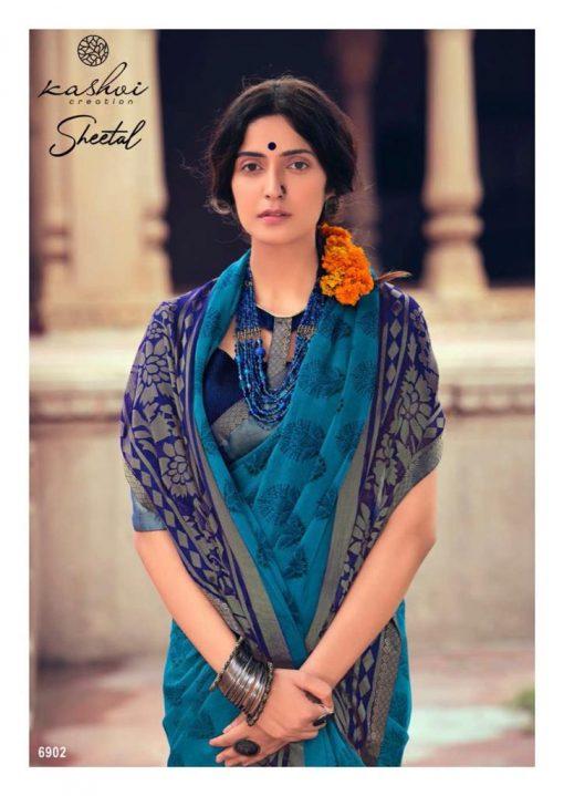 Kashvi Sheetal by Lt Fabrics Saree Sari Wholesale Catalog 10 Pcs 18 510x719 - Kashvi Sheetal by Lt Fabrics Saree Sari Wholesale Catalog 10 Pcs