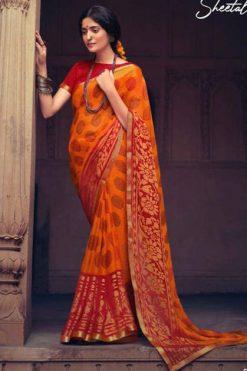 Kashvi Sheetal by Lt Fabrics Saree Sari Wholesale Catalog 10 Pcs