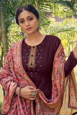 Kayce Kasmeera Zainab Salwar Suit Wholesale Catalog 8 Pcs