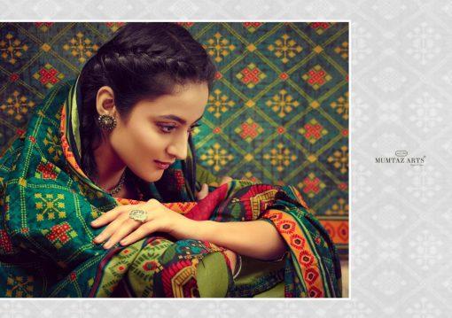 Mumtaz Arts Ikkat Patola Salwar Suit Wholesale Catalog 8 Pcs 9 510x359 - Mumtaz Arts Ikkat Patola Salwar Suit Wholesale Catalog 8 Pcs