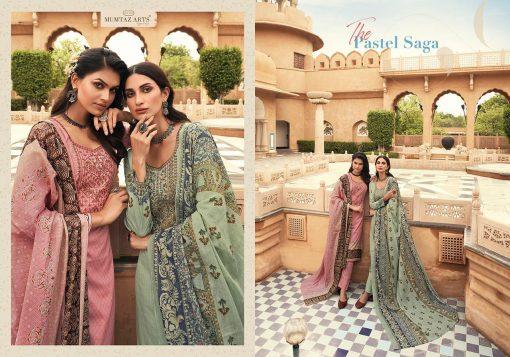 Mumtaz Arts Megh Malhar Salwar Suit Wholesale Catalog 10 Pcs 8 510x357 - Mumtaz Arts Megh Malhar Salwar Suit Wholesale Catalog 10 Pcs