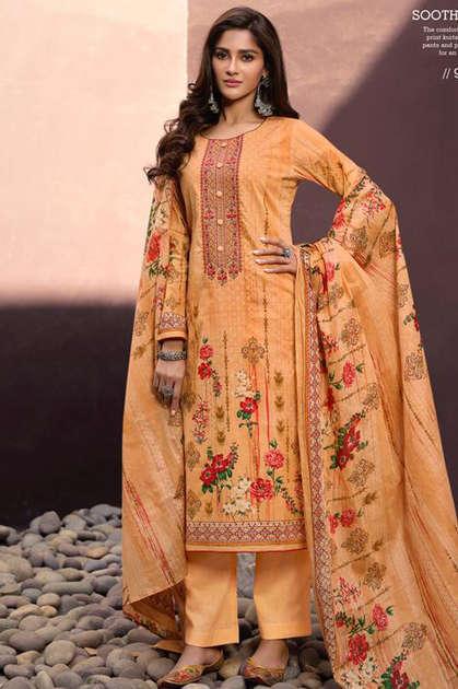 Mumtaz Arts Parineeta Salwar Suit Wholesale Catalog 10 Pcs