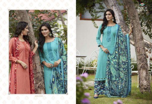 Panch Ratna Colours by Kessi Salwar Suit Wholesale Catalog 5 Pcs 7 510x349 - Panch Ratna Colours by Kessi Salwar Suit Wholesale Catalog 5 Pcs