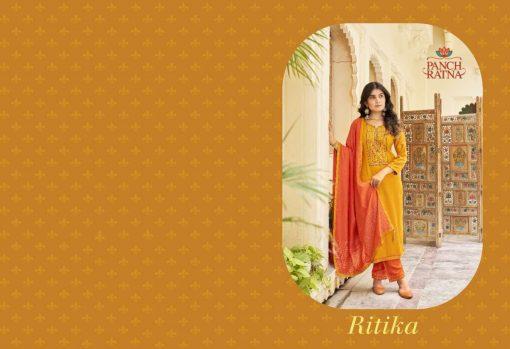 Panch Ratna Ritika by Kessi Salwar Suit Wholesale Catalog 5 Pcs 1 510x349 - Panch Ratna Ritika by Kessi Salwar Suit Wholesale Catalog 5 Pcs