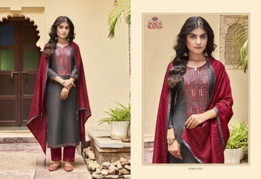 Panch Ratna Ritika by Kessi Salwar Suit Wholesale Catalog 5 Pcs 4 510x349 - Panch Ratna Ritika by Kessi Salwar Suit Wholesale Catalog 5 Pcs