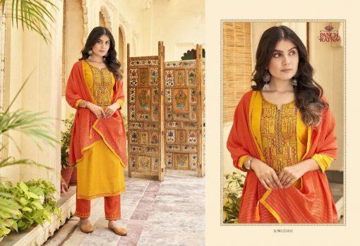 Panch Ratna Ritika by Kessi Salwar Suit Wholesale Catalog 5 Pcs 5 510x349 - Panch Ratna Ritika by Kessi Salwar Suit Wholesale Catalog 5 Pcs