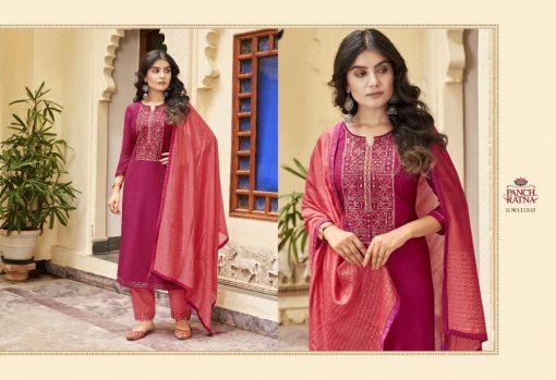 Panch Ratna Ritika by Kessi Salwar Suit Wholesale Catalog 5 Pcs 7 510x349 - Panch Ratna Ritika by Kessi Salwar Suit Wholesale Catalog 5 Pcs