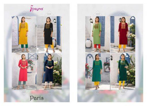 Psyna Paris Vol 3 Kurti Wholesale Catalog 8 Pcs 12 510x369 - Psyna Paris Vol 3 Kurti Wholesale Catalog 8 Pcs