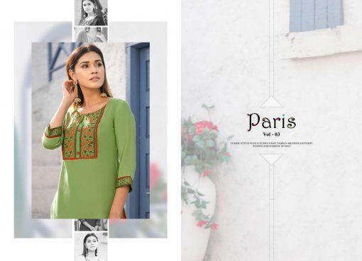 Psyna Paris Vol 3 Kurti Wholesale Catalog 8 Pcs 2 510x369 - Psyna Paris Vol 3 Kurti Wholesale Catalog 8 Pcs
