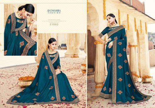 Ranjna Ambalika Saree Sari Wholesale Catalog 8 Pcs 8 510x357 - Ranjna Ambalika Saree Sari Wholesale Catalog 8 Pcs