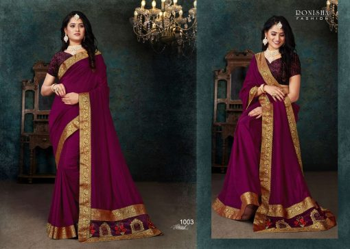 Ranjna Click Saree Sari Wholesale Catalog 8 Pcs 10 510x364 - Ranjna Click Saree Sari Wholesale Catalog 8 Pcs