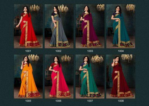 Ranjna Click Saree Sari Wholesale Catalog 8 Pcs 11 510x364 - Ranjna Click Saree Sari Wholesale Catalog 8 Pcs