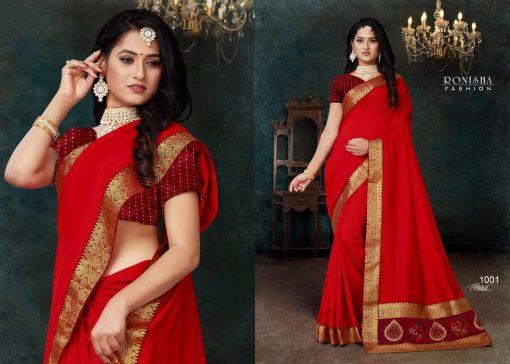Ranjna Click Saree Sari Wholesale Catalog 8 Pcs 2 510x364 - Ranjna Click Saree Sari Wholesale Catalog 8 Pcs