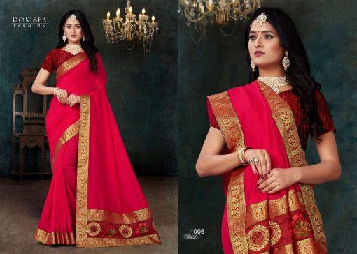 Ranjna Click Saree Sari Wholesale Catalog 8 Pcs 4 510x364 - Ranjna Click Saree Sari Wholesale Catalog 8 Pcs