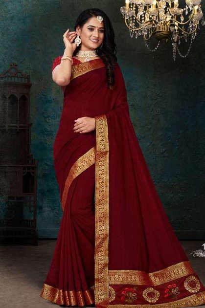 Ranjna Click Saree Sari Wholesale Catalog 8 Pcs