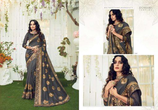 Ranjna Retro Saree Sari Wholesale Catalog 8 Pcs 2 510x357 - Ranjna Retro Saree Sari Wholesale Catalog 8 Pcs