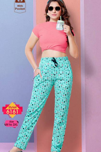 SF Premium Printed Pajamas Vol 5 Wholesale Catalog 10 Pcs