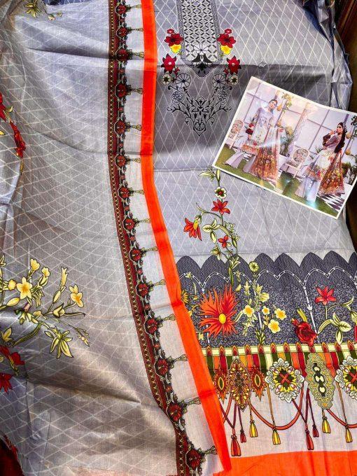 Sana Safinaz Luxury Lawn Collection Vol 10 Salwar Suit Wholesale Catalog 8 Pcs 20 510x680 - Sana Safinaz Luxury Lawn Collection Vol 10 Salwar Suit Wholesale Catalog 8 Pcs