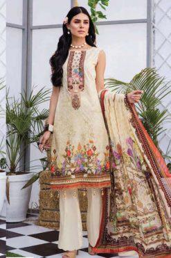 Sana Safinaz Luxury Lawn Collection Vol 10 Salwar Suit Wholesale Catalog 8 Pcs