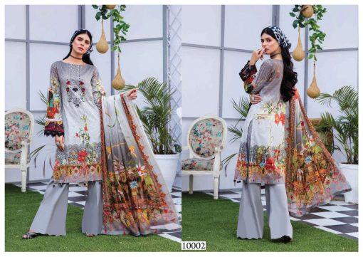 Sana Safinaz Luxury Lawn Collection Vol 10 Salwar Suit Wholesale Catalog 8 Pcs 4 510x361 - Sana Safinaz Luxury Lawn Collection Vol 10 Salwar Suit Wholesale Catalog 8 Pcs