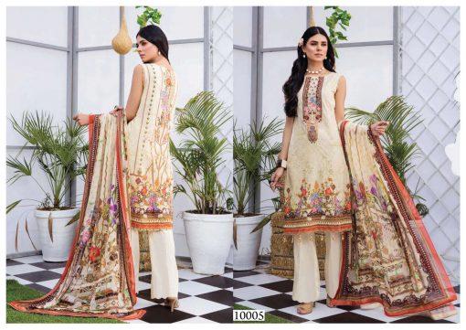 Sana Safinaz Luxury Lawn Collection Vol 10 Salwar Suit Wholesale Catalog 8 Pcs 7 510x361 - Sana Safinaz Luxury Lawn Collection Vol 10 Salwar Suit Wholesale Catalog 8 Pcs