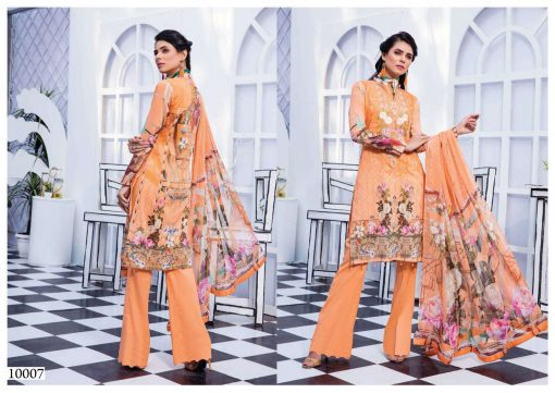 Sana Safinaz Luxury Lawn Collection Vol 10 Salwar Suit Wholesale Catalog 8 Pcs 9 510x361 - Sana Safinaz Luxury Lawn Collection Vol 10 Salwar Suit Wholesale Catalog 8 Pcs