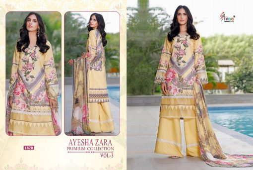Shree Fabs Ayesha Zara Premium Collection Vol 3 Salwar Suit Wholesale Catalog 10 Pcs 14 510x342 - Shree Fabs Ayesha Zara Premium Collection Vol 3 Salwar Suit Wholesale Catalog 10 Pcs