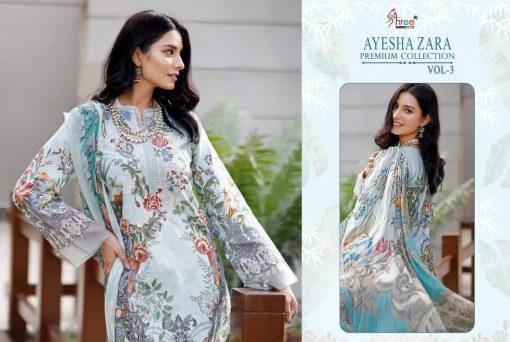 Shree Fabs Ayesha Zara Premium Collection Vol 3 Salwar Suit Wholesale Catalog 10 Pcs 15 510x342 - Shree Fabs Ayesha Zara Premium Collection Vol 3 Salwar Suit Wholesale Catalog 10 Pcs