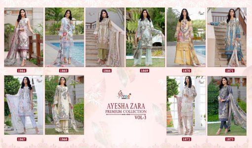 Shree Fabs Ayesha Zara Premium Collection Vol 3 Salwar Suit Wholesale Catalog 10 Pcs 16 510x300 - Shree Fabs Ayesha Zara Premium Collection Vol 3 Salwar Suit Wholesale Catalog 10 Pcs