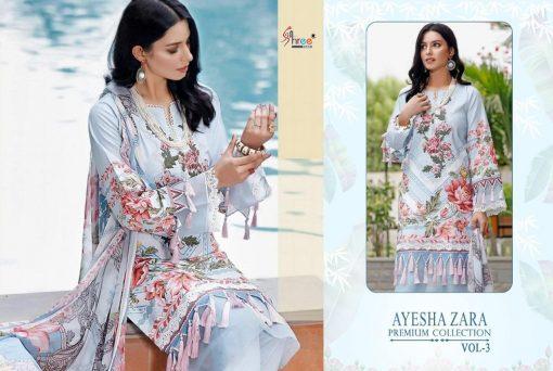 Shree Fabs Ayesha Zara Premium Collection Vol 3 Salwar Suit Wholesale Catalog 10 Pcs 2 510x342 - Shree Fabs Ayesha Zara Premium Collection Vol 3 Salwar Suit Wholesale Catalog 10 Pcs