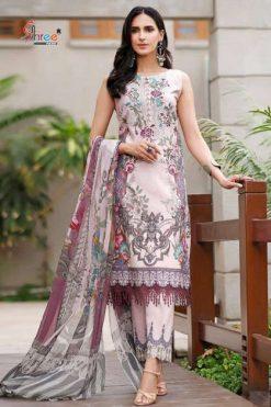 Shree Fabs Ayesha Zara Premium Collection Vol 3 Salwar Suit Wholesale Catalog 10 Pcs