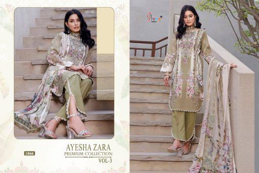 Shree Fabs Ayesha Zara Premium Collection Vol 3 Salwar Suit Wholesale Catalog 10 Pcs 4 510x342 - Shree Fabs Ayesha Zara Premium Collection Vol 3 Salwar Suit Wholesale Catalog 10 Pcs