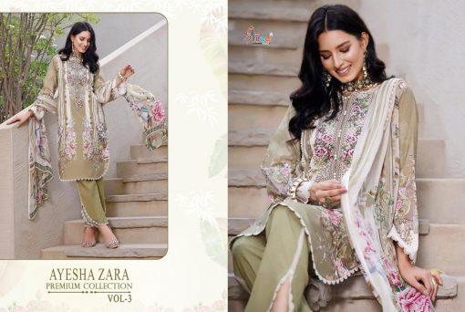Shree Fabs Ayesha Zara Premium Collection Vol 3 Salwar Suit Wholesale Catalog 10 Pcs 5 510x342 - Shree Fabs Ayesha Zara Premium Collection Vol 3 Salwar Suit Wholesale Catalog 10 Pcs