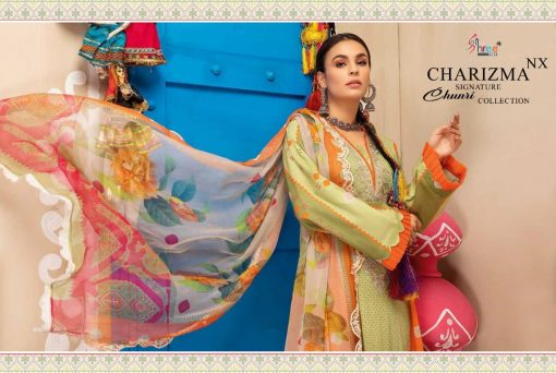 Shree Fabs Charizma Signature Chunri Collection NX Salwar Suit Wholesale Catalog 6 Pcs 2 510x342 - Shree Fabs Charizma Signature Chunri Collection NX Salwar Suit Wholesale Catalog 6 Pcs