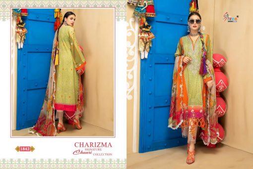 Shree Fabs Charizma Signature Chunri Collection Salwar Suit Wholesale Catalog 8 Pcs 3 510x342 - Shree Fabs Charizma Signature Chunri Collection Salwar Suit Wholesale Catalog 8 Pcs