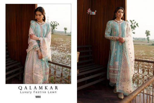 Shree Fabs Qalamkar Luxury Festival Lawn Salwar Suit Wholesale Catalog 4 Pcs 4 1 510x340 - Shree Fabs Qalamkar Luxury Festival Lawn Salwar Suit Wholesale Catalog 4 Pcs