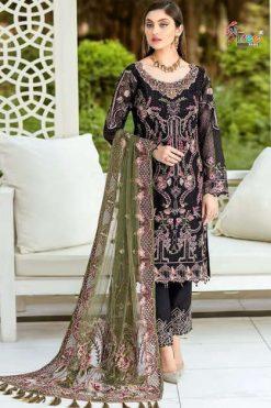 Shree Fabs Rangoon Salwar Suit Wholesale Catalog 3 Pcs