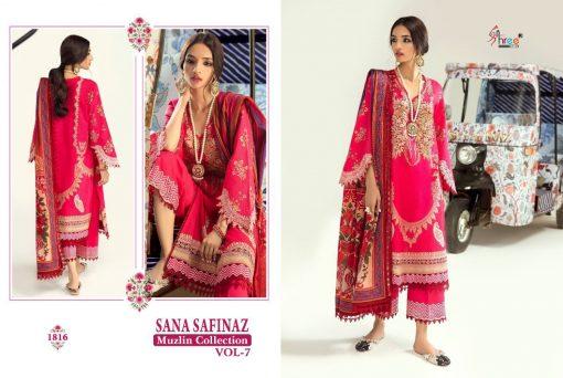 Shree Fabs Sana Safinaz Muzlin Collection Vol 7 Salwar Suit Wholesale Catalog 10 Pcs 12 510x342 - Shree Fabs Sana Safinaz Muzlin Collection Vol 7 Salwar Suit Wholesale Catalog 10 Pcs