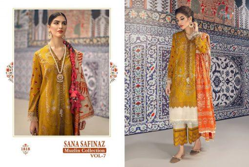Shree Fabs Sana Safinaz Muzlin Collection Vol 7 Salwar Suit Wholesale Catalog 10 Pcs 16 510x342 - Shree Fabs Sana Safinaz Muzlin Collection Vol 7 Salwar Suit Wholesale Catalog 10 Pcs