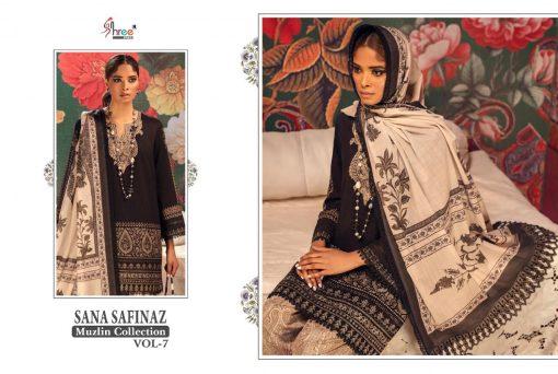 Shree Fabs Sana Safinaz Muzlin Collection Vol 7 Salwar Suit Wholesale Catalog 10 Pcs 4 510x342 - Shree Fabs Sana Safinaz Muzlin Collection Vol 7 Salwar Suit Wholesale Catalog 10 Pcs