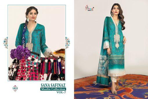 Shree Fabs Sana Safinaz Muzlin Collection Vol 7 Salwar Suit Wholesale Catalog 10 Pcs 7 510x342 - Shree Fabs Sana Safinaz Muzlin Collection Vol 7 Salwar Suit Wholesale Catalog 10 Pcs
