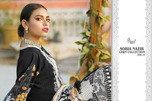 Shree Fabs Sobia Nazir Lawn Collection Vol 4 Salwar Suit Wholesale Catalog 7 Pcs 9 510x340 - Shree Fabs Sobia Nazir Lawn Collection Vol 4 Salwar Suit Wholesale Catalog 7 Pcs