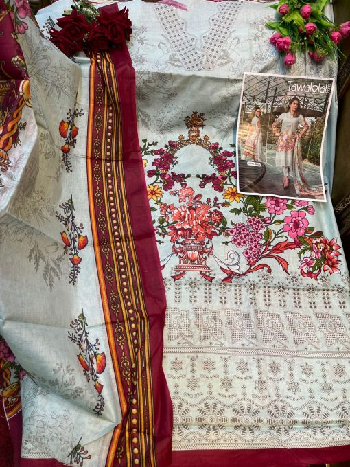 Tawakkal Opulence Luxury Cotton Vol 4 Salwar Suit Wholesale Catalog 10 Pcs 19 510x680 - Tawakkal Opulence Luxury Cotton Vol 4 Salwar Suit Wholesale Catalog 10 Pcs