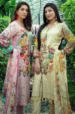 Tawakkal Opulence Luxury Cotton Vol 4 Salwar Suit Wholesale Catalog 10 Pcs