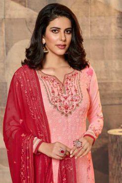 Vinay Kaseesh Excellence Salwar Suit Wholesale Catalog 6 Pcs