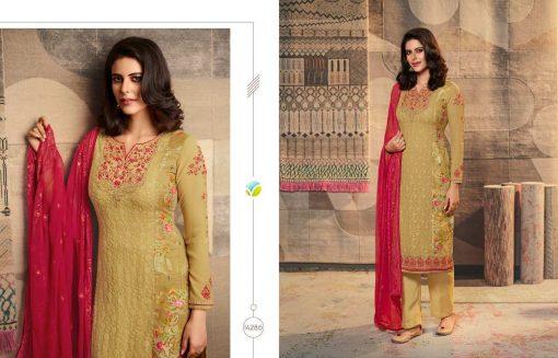Vinay Kaseesh Excellence Salwar Suit Wholesale Catalog 6 Pcs 6 510x327 - Vinay Kaseesh Excellence Salwar Suit Wholesale Catalog 6 Pcs