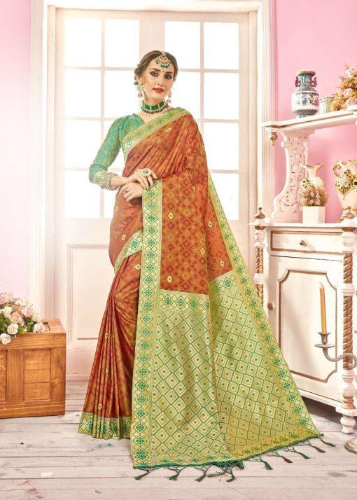 YNF Ragini Saree Sari Wholesale Catalog 6 Pcs 1 510x714 - YNF Ragini Saree Sari Wholesale Catalog 6 Pcs